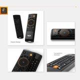 Rato sem fio de controle remoto Mele F10 do ar de Melo F10 2.4GHz PRO para o Android