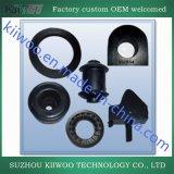 Elementi su ordinazione del modanatura della gomma di silicone di vario formato
