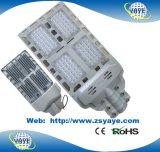 La más nueva garantía del diseño de Yaye 18 5 años programa piloto de Ce y de RoHS y de Meanwell y 60W luz de calle del CREE LED con IP65 impermeable