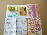 Jouets de papier des gosses DIY pour l'Animal-Caméléon