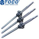 Toco Kugel-Schraube für CNC-Ausschnitt-Maschine