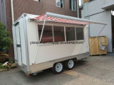 Yieson a fait la nourriture mobile Van à vendre