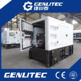 Geluiddichte Diesel 20kVA Elektrische Generator met Motor Perkins