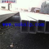 長方形の鋼鉄管