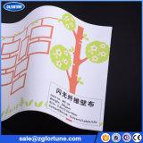 Papel de parede da tela do Glitter da qualidade superior, papel de parede do Glitter para a impressão de Digitas