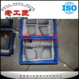 Placa del acelerador de la válvula del carburo de tungsteno con grado de Yl10.2
