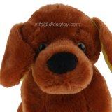 En71赤ん坊のおもちゃのプラシ天の子犬のおもちゃ
