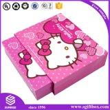 Contenitore di carta del gattino dei capretti della vigilanza dell'abito di regalo sveglio di Pcakaging