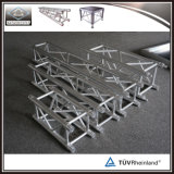Manueller Aluminiumbinder-Aufzug-Aufsatz für im Freienkonzert