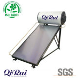 Calentador de agua caliente solar de la presión de la placa plana