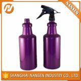 bottiglia di alluminio cosmetica dello spruzzo della foschia dell'indennità della pompa fatta pressione su foschia dell'acqua del salone di capelli 250ml