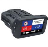 GPS van het Streepje van de Neerstorting van de Auto HD 1296p Ambarella Camera