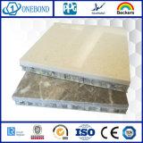 Строительный материал в каменных алюминиевых панелях сота