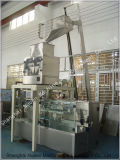 Nuoen acht Station-automatische Verpackmaschine für Partikel/Puder