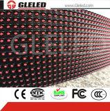 P10 esterni scelgono il colore LED che fa pubblicità al modulo della visualizzazione