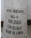 Resina tratada con cloro grado del PVC de la protuberancia para el caucho