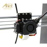 2016 imprimante chaude de la vente DIY 3D pour l'ABS, PLA