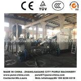 Plastik, der Pelletisierung-Maschine für gewaschenen HDPE-LDPE-Film aufbereitet