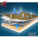 Водоустойчивая и Breathable куртка лыжи зимы (QF-6091)