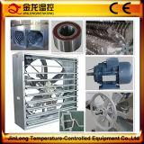 Jinlong Ventilator van de Uitlaat van 50 Duim de Centrifugaal Balans