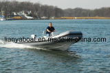 Liya 5.2m Rigid Hull Fiberglass Inflatable Boat