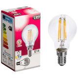 Bulbo ahorro de energía de la luz 2W 4W 6W E14 E27 G45 LED