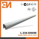 Ampoule de DEL allumant le tube linéaire Ce/UL/RoHS (L-234-S48-W) Iluminacion
