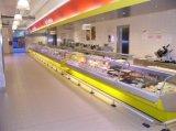 Factory Outlet Platos lujo Showcase / Mercado Chiller / Nevera (SG-20/25/30)