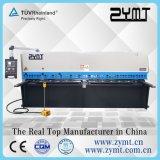 Hydraulische scherende Maschine 12X8000mm mit E20 Nc Steuerung