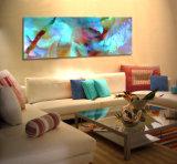 熱い販売の現代的な高リゾリューションの壁の装飾のバックラムはオンラインで印刷する
