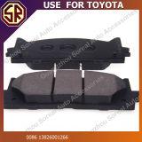 Utilisation des garnitures de frein de pièces d'auto 04465-33450 pour Toyota