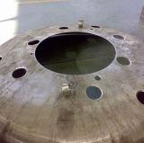 移動可能なサドルの穴CNCの打抜き機
