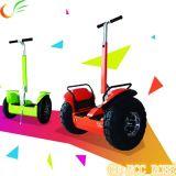 Dos Wheel Stand encima de Self Balance E Scooter Segway