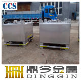 Packaging químico Stainless Steel 304 IBC Tank 1000L
