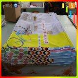ハングスクロール旗を広告するインクジェット印刷