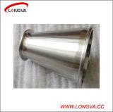 衛生ステンレス鋼の管付属品3A三クランプ同心の減力剤