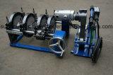 Máquina de la soldadura por fusión del tubo del alto rendimiento HDPE/PE de Sud800h