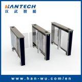 Cancello girevole ottico di accesso della barriera pedonale di controllo con il Governo dell'acciaio inossidabile