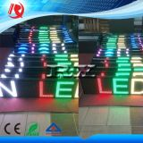 Rgb-im Freien LED-Bildschirmanzeige-Zeichen-Video/Bild-/Text-Bildschirmanzeige-Panel P10 LED-Bildschirmanzeige-Baugruppe