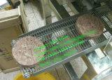Petite machine à hachoir automatique à la viande hamburger