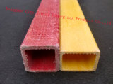 カントンの海洋の耕作を用いる公平な製品のガラス繊維の正方形の管