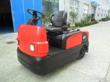 Электрический трактор кудели