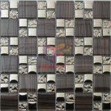 Titanium кристаллический бумага стены смешивания любит стеклянная мозаика (CFC638)