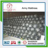 卸し業者の価格の高品質の圧縮された兵士の泡のマットレス