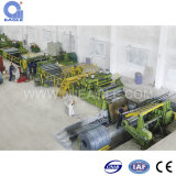 Grande Gauge Plate Slitting Line Machine per Steel Coil