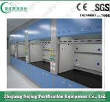Extractor de acero del gas del capo motor del humo del laboratorio