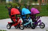 1대의 아이 아이들 세발자전거에 대하여 중국 아기 세발자전거 4