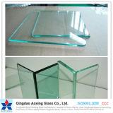 vidro desobstruído/matizado de 1-19mm de flutuador para o edifício/construção/o Home