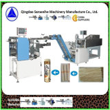 Peso automático e máquina de embalagem para macarronetes do espaguete