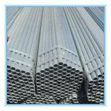 Calientes sumergidos galvanizan el tubo de acero